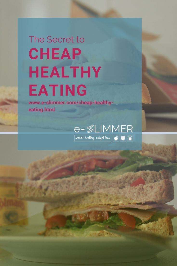 Healthy eating doesn't have to be expensive. You can do it on a budget. Find out how...
