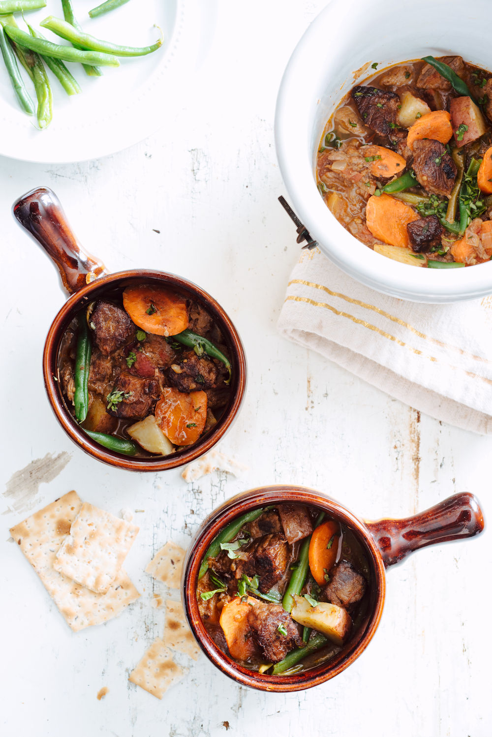 Stew is a cheap, easy, healthy meal. What more could you want for mid-week dinner.