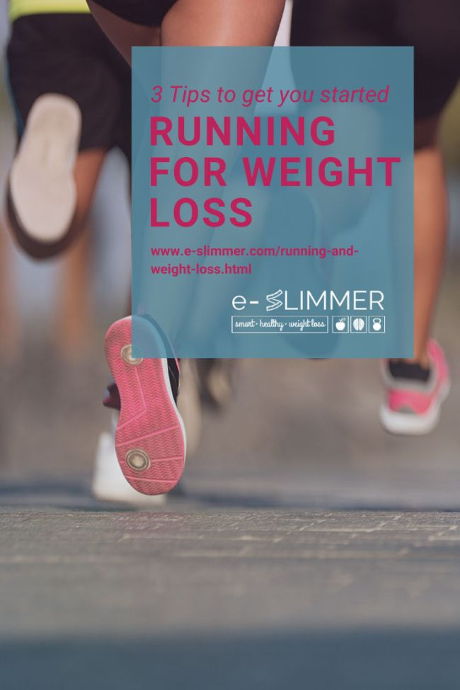 Running is a great way to lose weight but how do you get started? And how do you stay interested once you have...