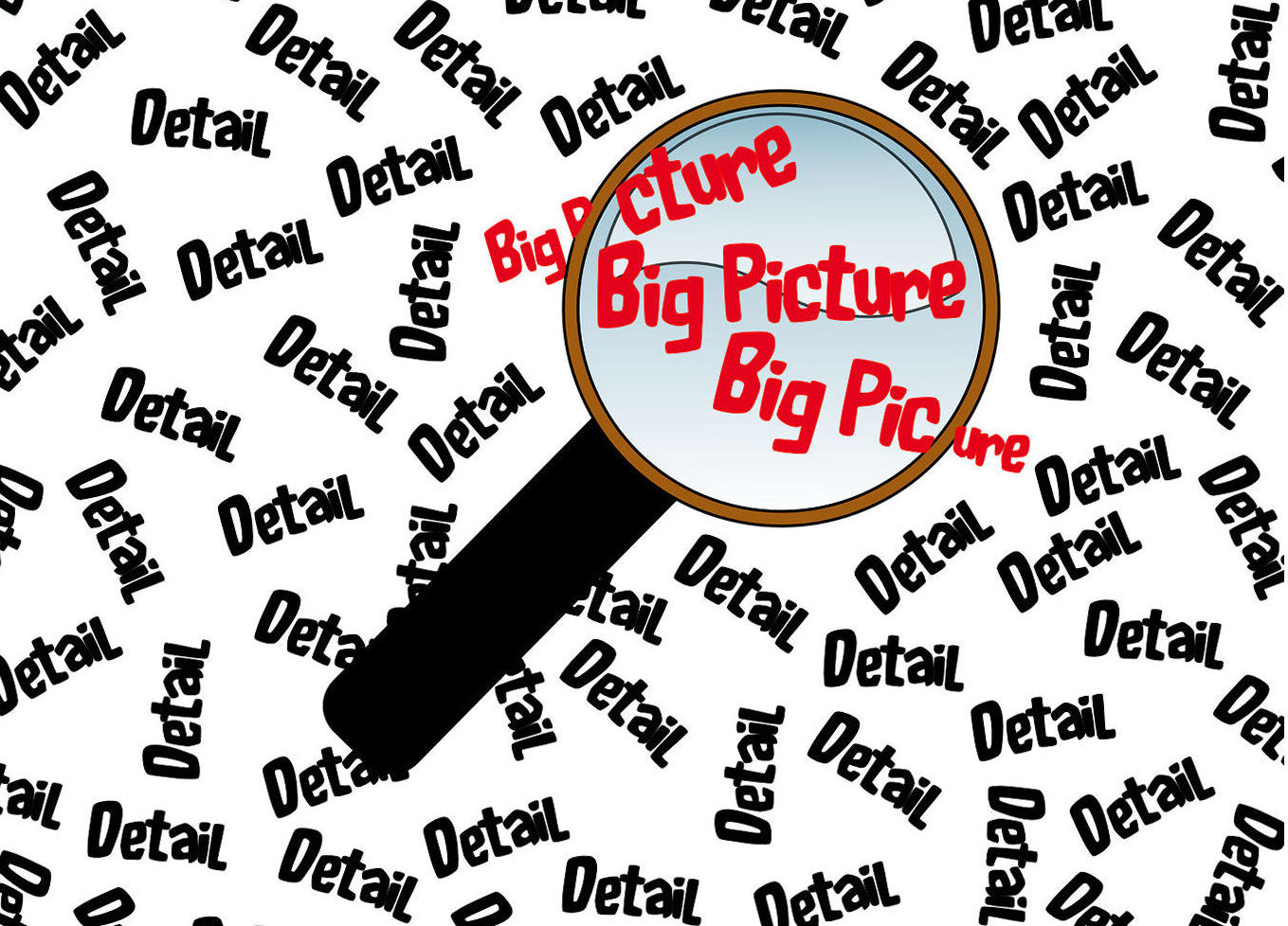 Overcoming Perfectionism: focus on the big picture