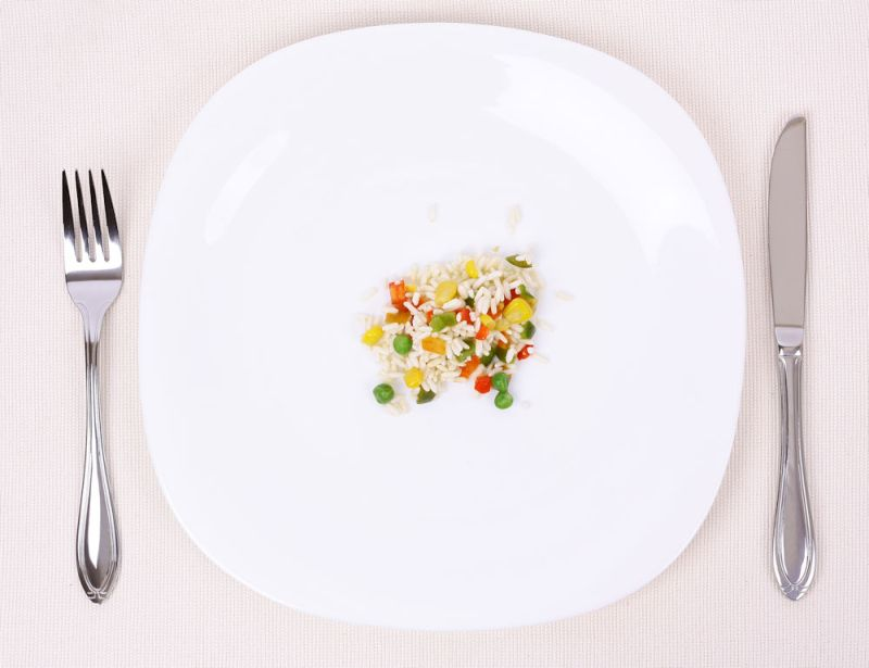 On a very low calorie diet you're likely to be hungry. But there are other problems with them.