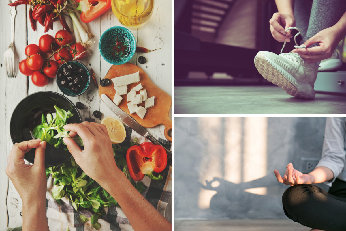 Creating Healthy Habits: Starting the week with good intentions