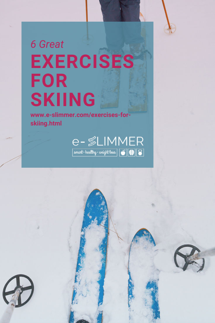 Do you want to make the most of your time on the ski slopes? Get your body prepared with these 6 exercises...