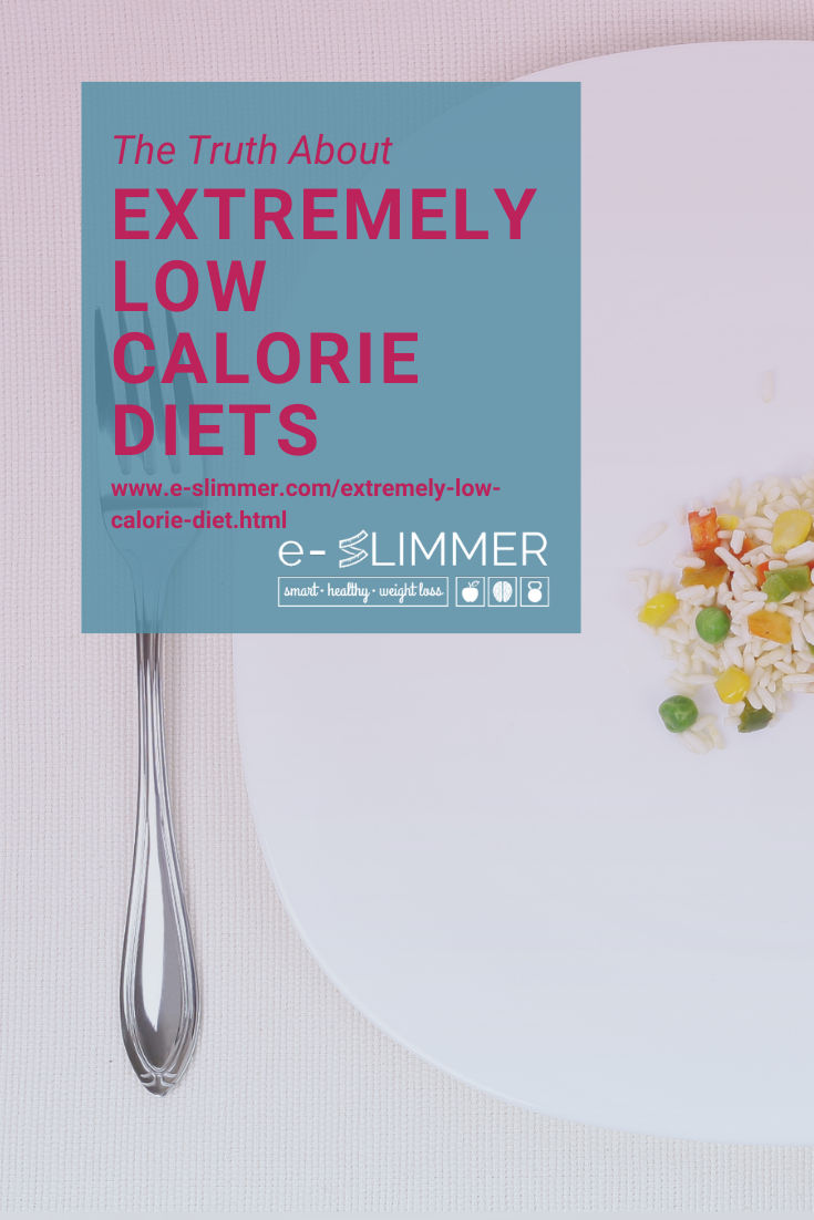 Before you try a very low calorie diet, find out all you need to know...