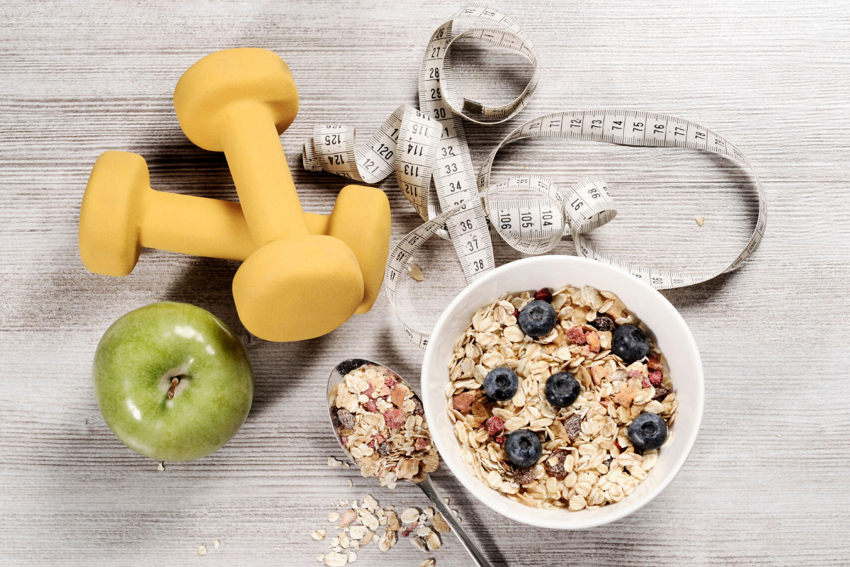 How do you maintain your weight loss?