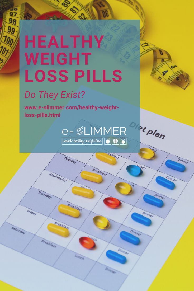 If you want to try pills to help your weight loss journey, read this first...