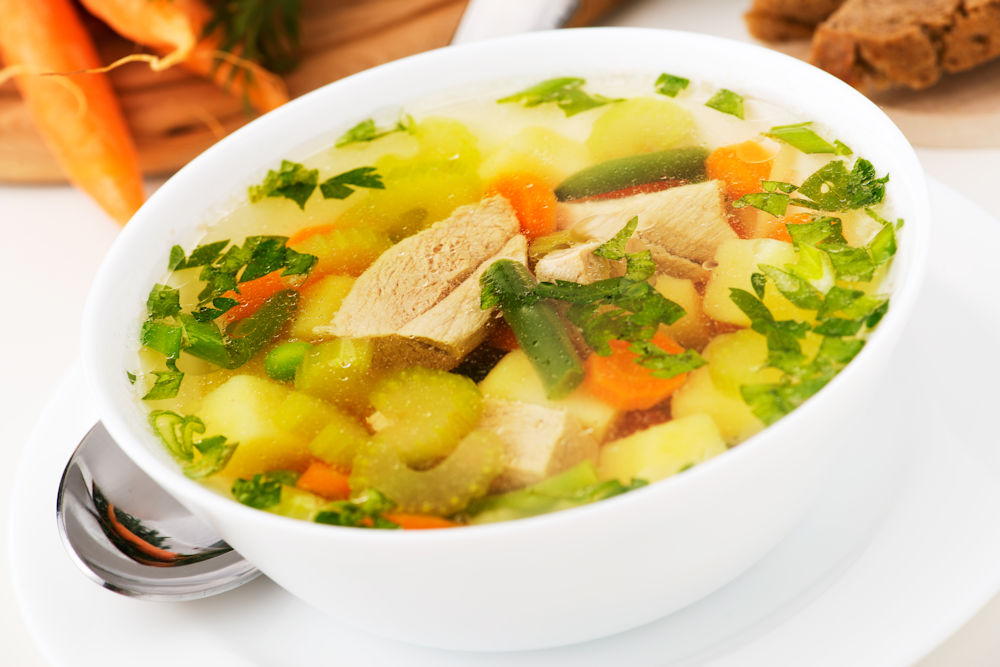 You might think soup is boring but it doesn't have to be.
