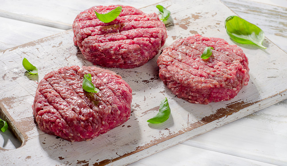 You don't have to forgo a burger because you're on a diet. Just make your own.