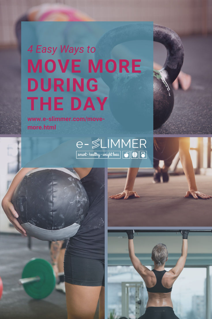 Exercise shouldn't be limited to a few gym sessions during the week. You should move your body regularly throughout the day. Here's how...