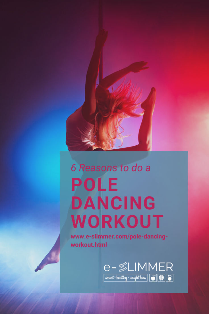 Pole dancing, it's fun, it's sexy and yes, it'll help you lose weight. Find out more...