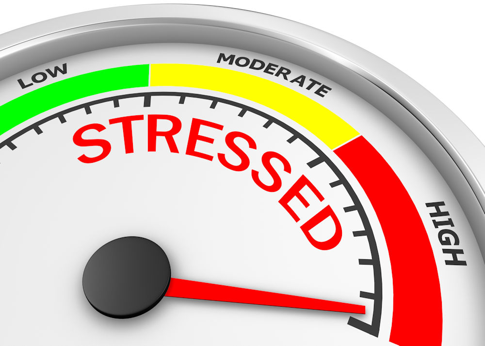 You need to deal with stress if your weight loss is going to be successful