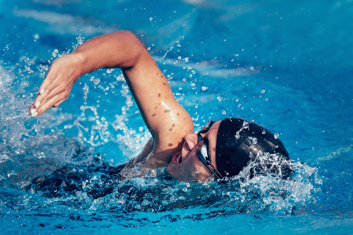 Swimming for Weight Loss: 4 Reasons You Should Be
