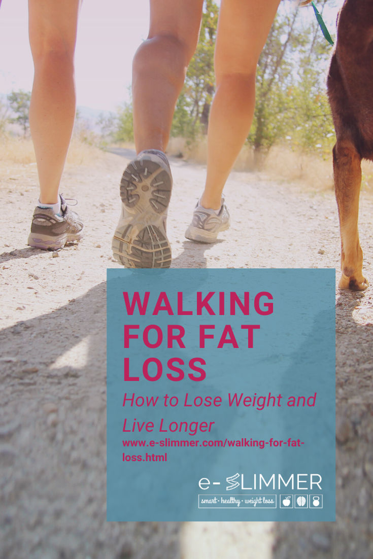 Walking is the simplest of exercises but can it really help you shed the pounds? Find out...