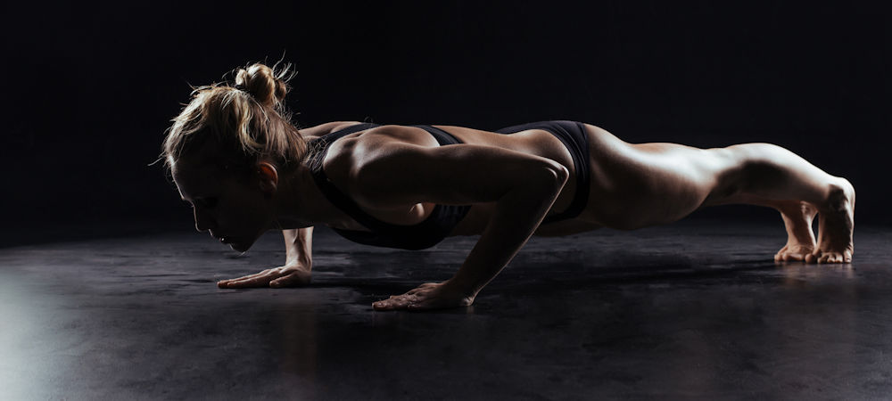 Your body is the only piece of equipment you need for a decent workout