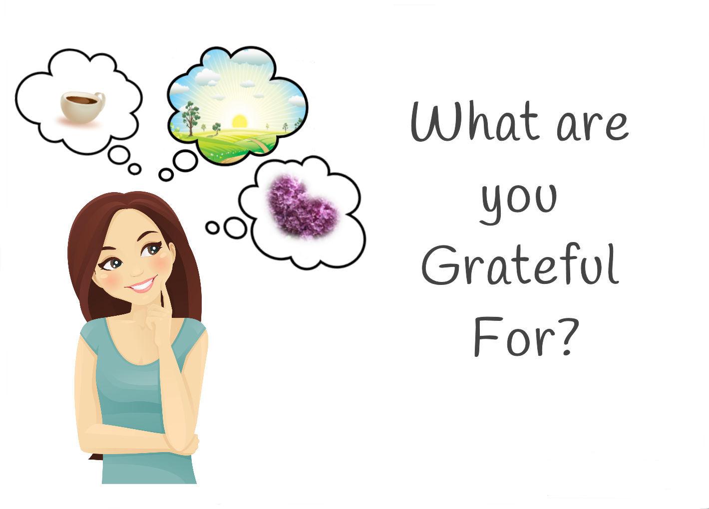 Benefits of Gratitude Clip Art