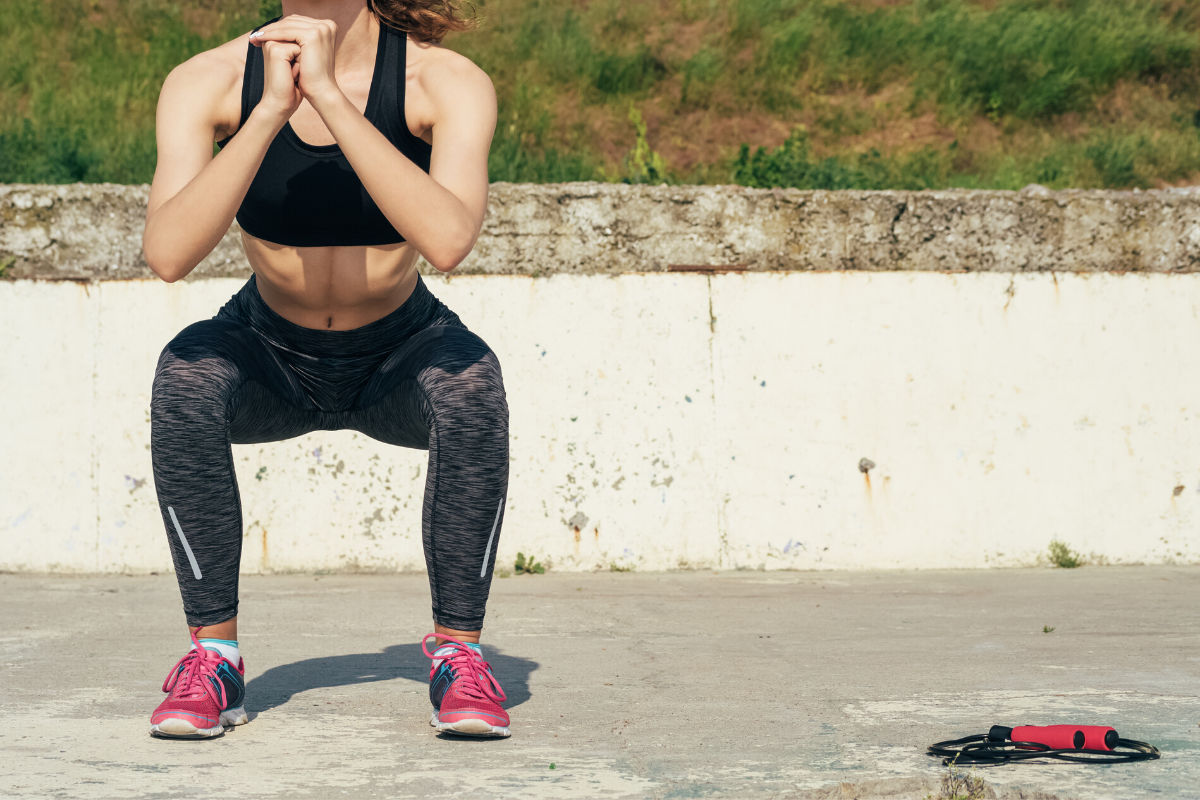 You don't need a gym membership to exercise. Here are 3 ways to workout without a gym...