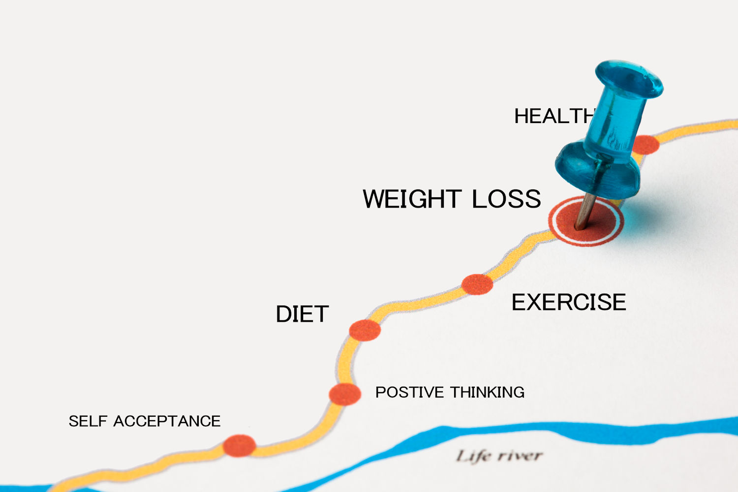 Diet vs Exercise: route to weight loss